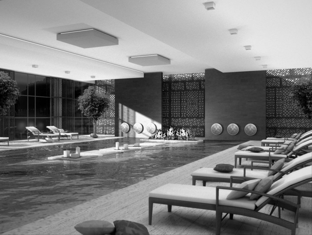 Pool - Kempinski China